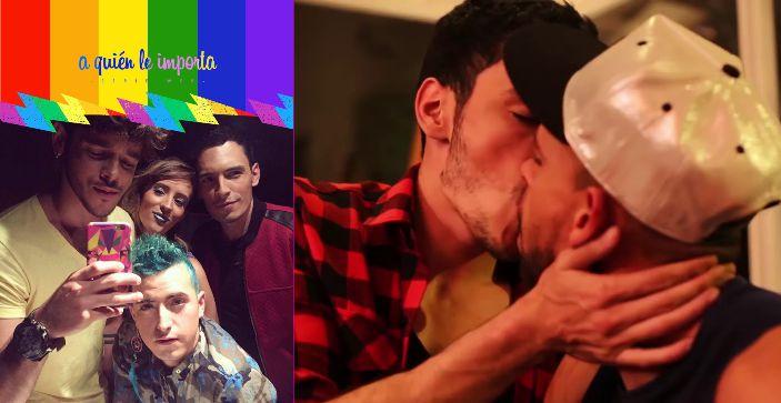 Ya tenemos una serie web LGBT Colombiana:  A quién le importa!